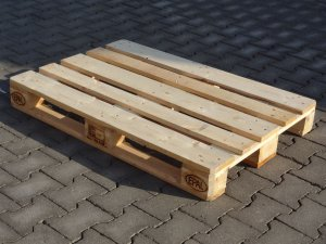 Euro pallet 1200x800 mm, new 1