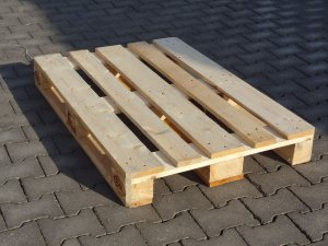 Euro pallet 1200x800 mm, new 2