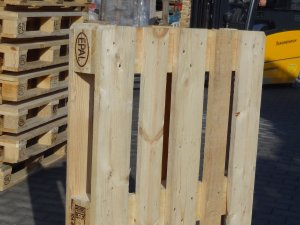Euro pallet 1200x800 mm, new 3