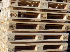 Euro pallet 1200x800 mm, new 8