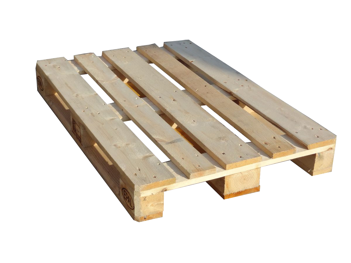 Euro Pallet 1200x800 Mm New